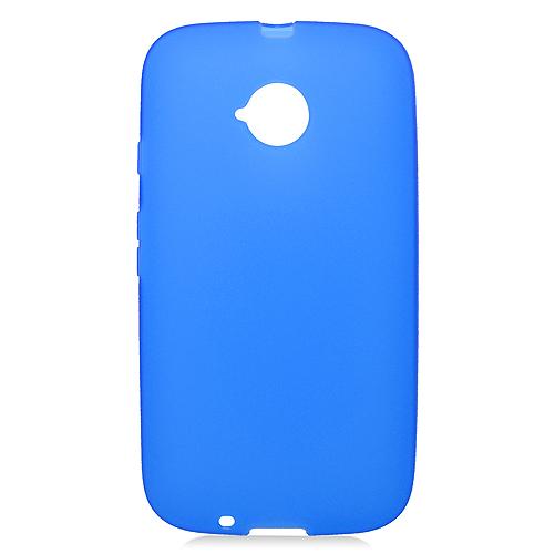 Candy Crystal Skin TPU Gel Phone Case Cover for Motorola Moto E (2nd Gen, 2015)