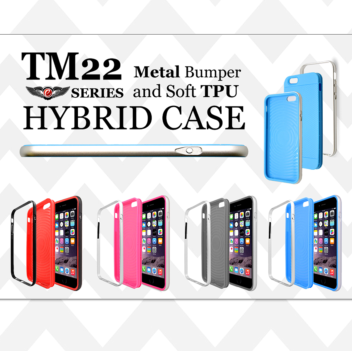TM22 Series Protector Case